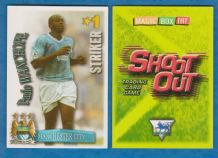 Manchester City Paulo Wanchope Costa Rica